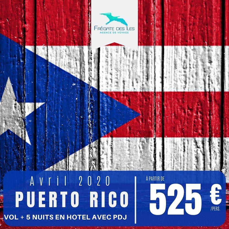 SEJOUR PORTO RICO