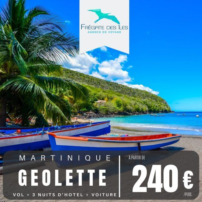 🔆 Week-end en Martinique