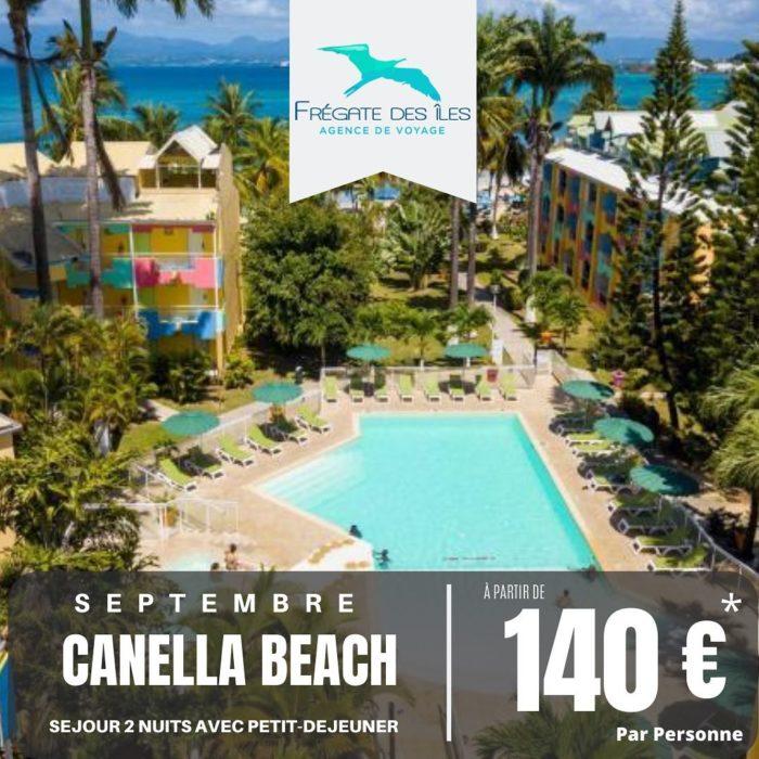 ✨ BULLE DE DÉTENTE ✨ Canella Beach